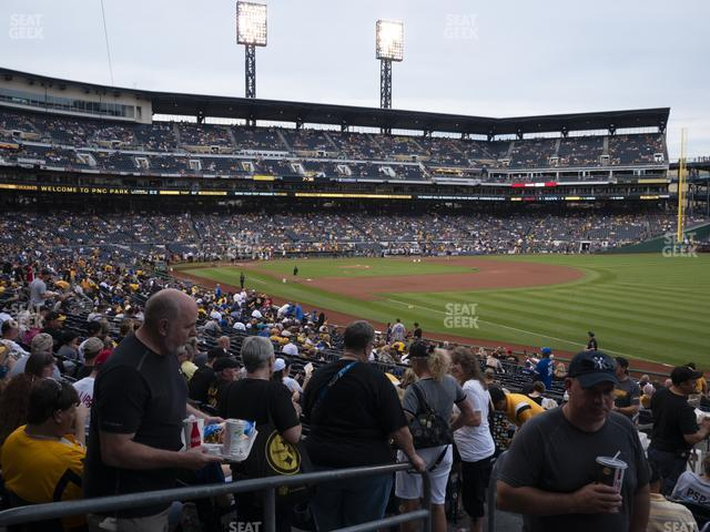 PNC Park Section 101 view