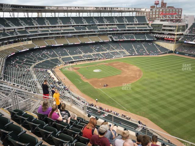 Target Field Section 302 view