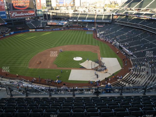 Citi Field Section 519 view