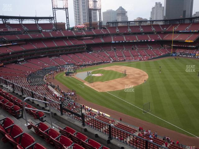Busch Stadium Right Field Pavilion 334 view