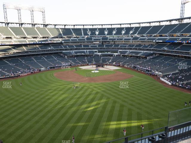 Citi Field Section 437 view