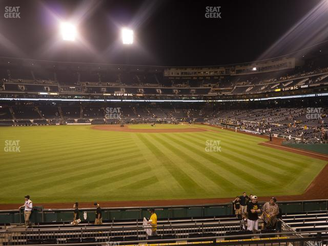PNC Park Section 236 view