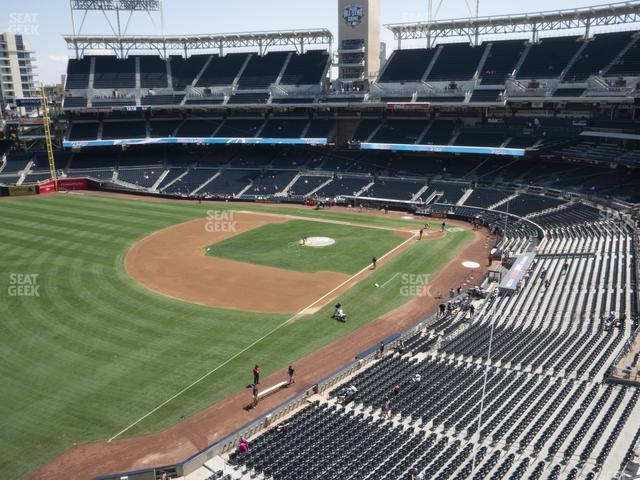 Petco Park Section 324 view