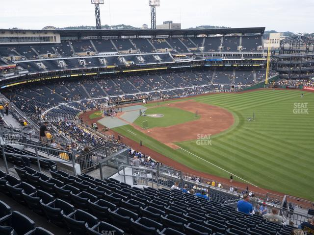PNC Park Section 303 view