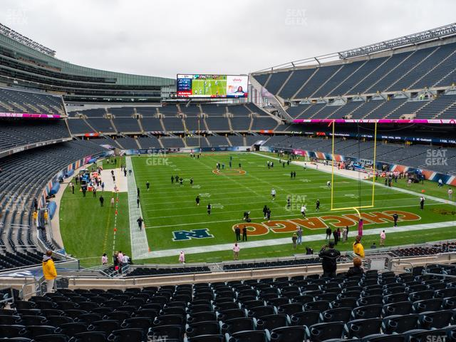 Soldier Field Section 254 view