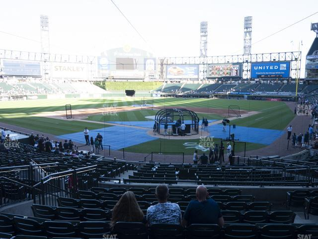 Guaranteed Rate Field Section 133 view