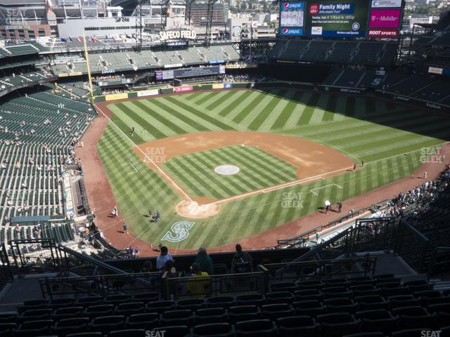 T-Mobile Park Section 328 view
