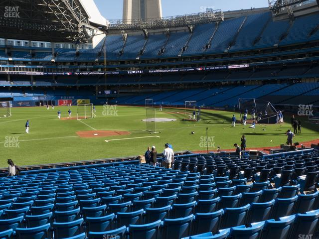 Rogers Centre Section 128 R view