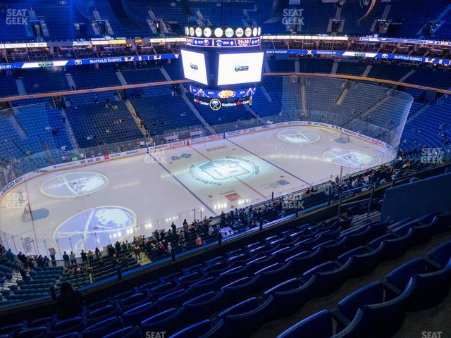 KeyBank Center Section 308 view