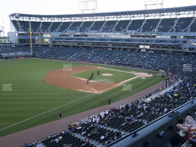 Guaranteed Rate Field Section 348 view