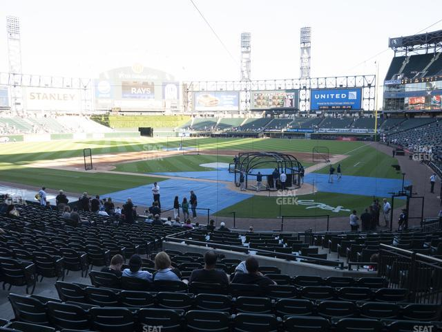 Guaranteed Rate Field Section 134 view