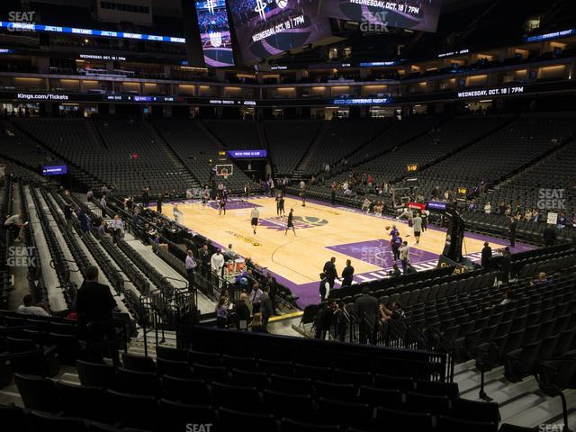 Golden 1 Center Section 103 view
