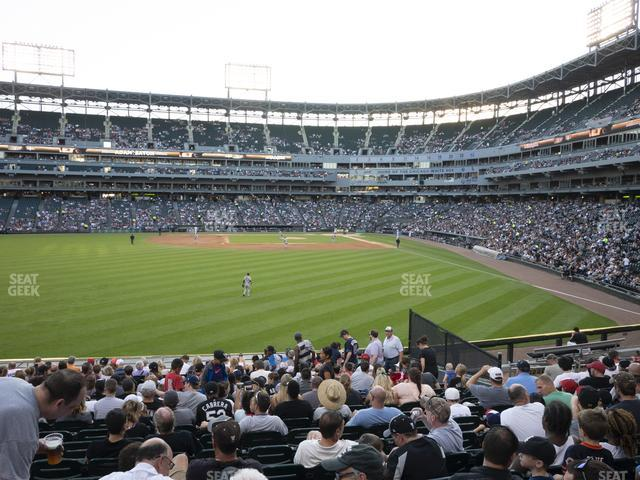 Guaranteed Rate Field Section 159 view