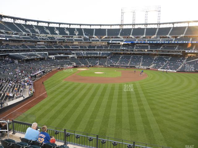 Citi Field Section 301 view