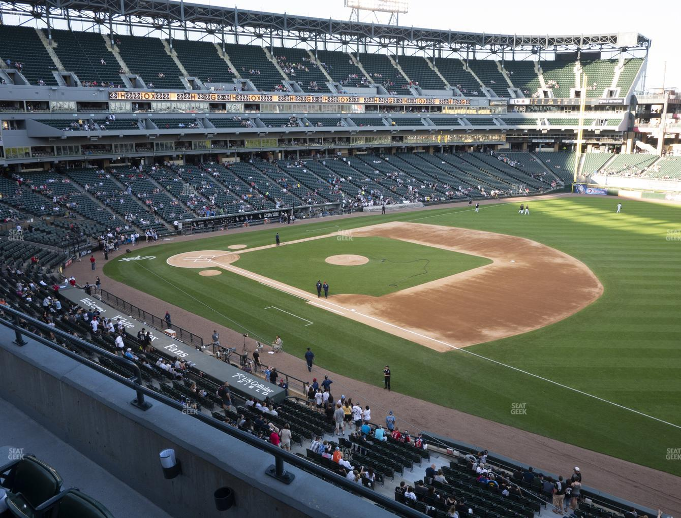 Chicago White Sox at Guaranteed Rate Field Section 318 View