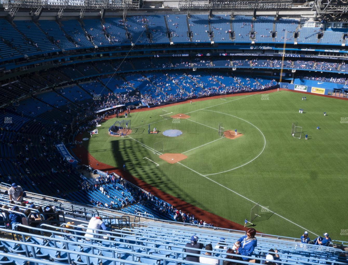 Rogers Centre Section 513 R Seat Views | SeatGeek
