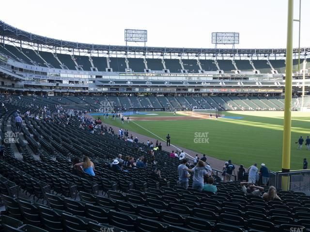 Guaranteed Rate Field Section 109 view