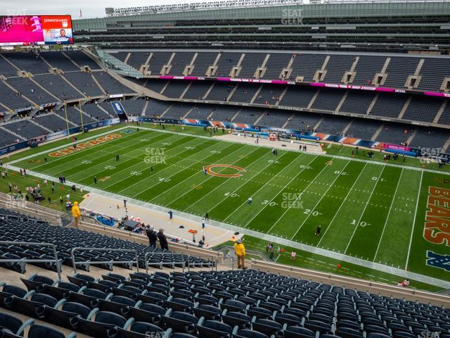 Soldier Field Section 433 view