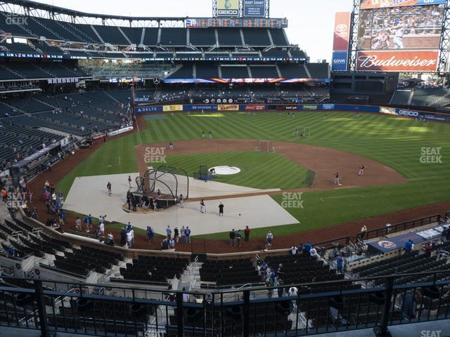 Citi Field Section 315 view