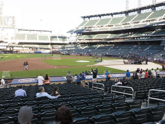 Citi Field Section 123 view