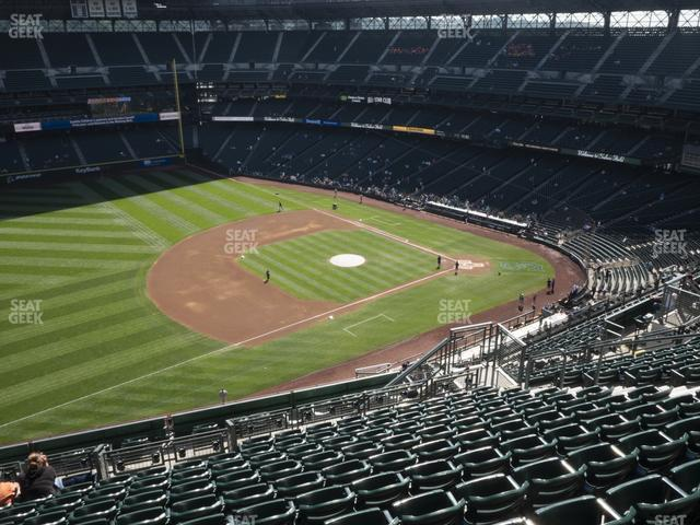 T-Mobile Park Section 342 view
