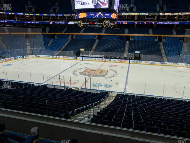 KeyBank Center Section 217 view