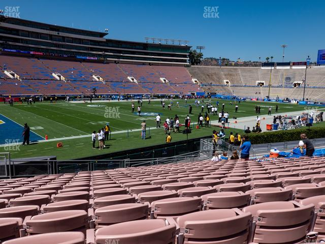 The Rose Bowl Lower 1 H view