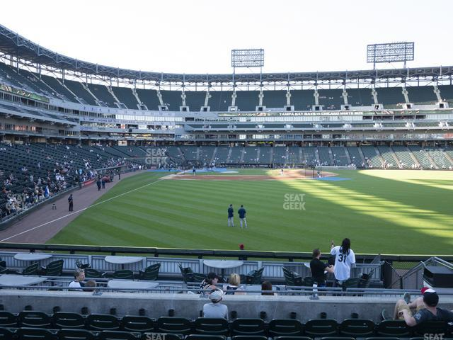 Guaranteed Rate Field Section 106 view