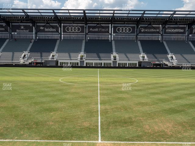 Audi Field Section Club 5 view