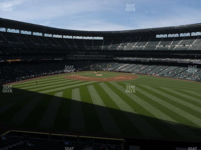 T-Mobile Park Section 193 view