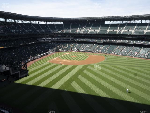 T-Mobile Park Section 310 view