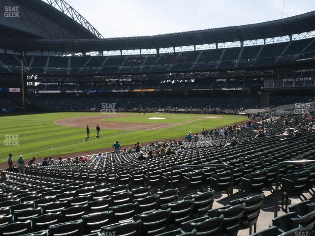 T-Mobile Park Section 146 view