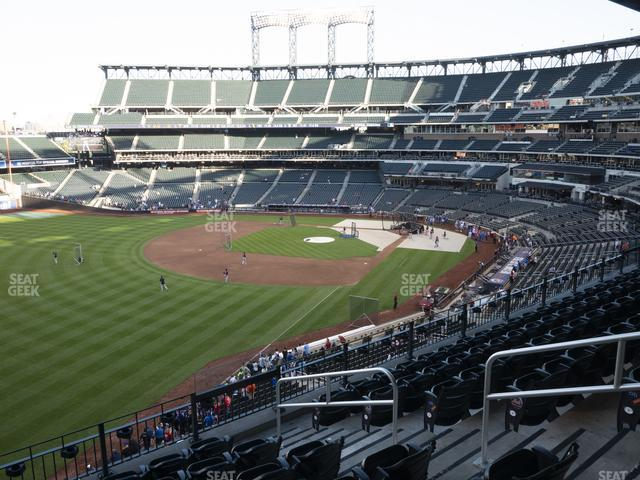 Citi Field Section 333 view