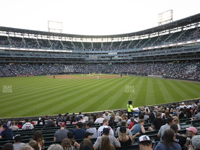 Guaranteed Rate Field Section 162 view