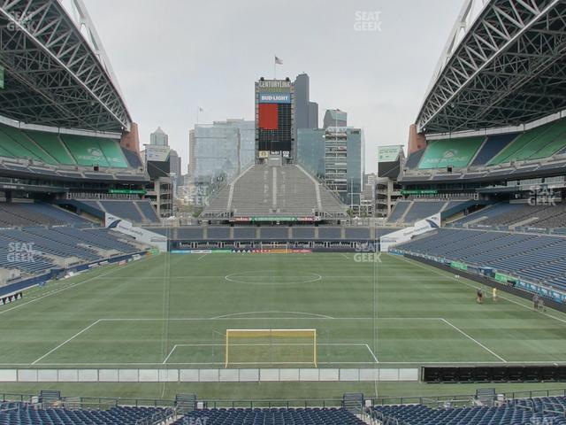 CenturyLink Field GA Supporter view