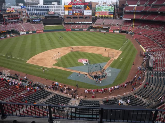Busch Stadium Home Pavilion 352 view