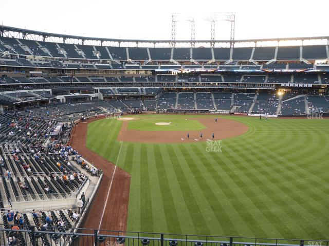 Citi Field Section 303 view