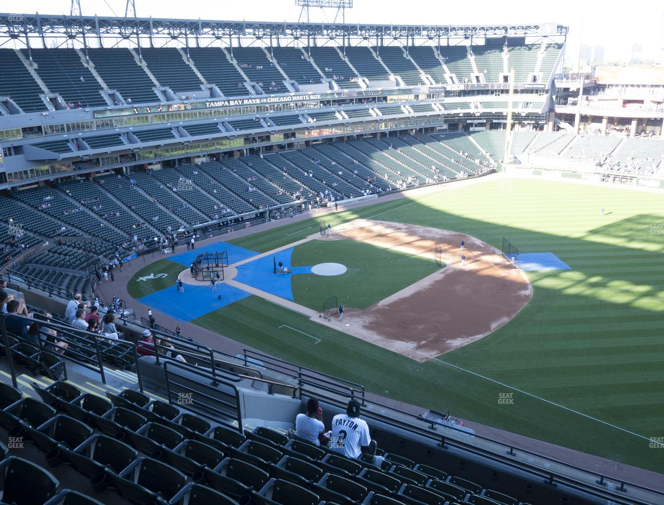 Chicago White Sox at Guaranteed Rate Field Section 518 View