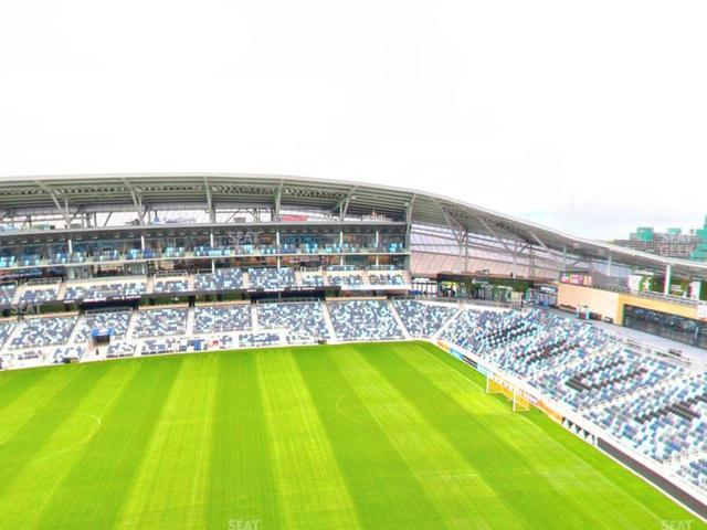 Allianz Field Section 111 view