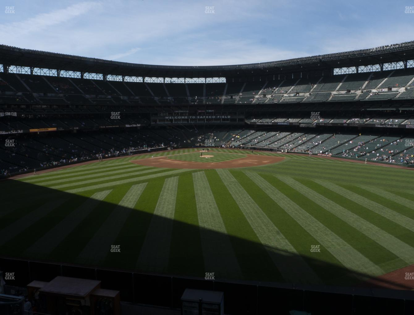 Seattle Mariners at T-Mobile Park Section 192 View