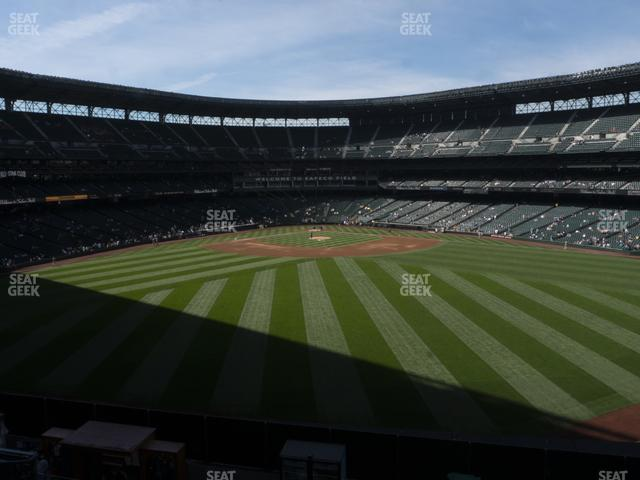 T-Mobile Park Section 192 view