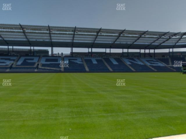 Children's Mercy Park U M B Field Club 4 view