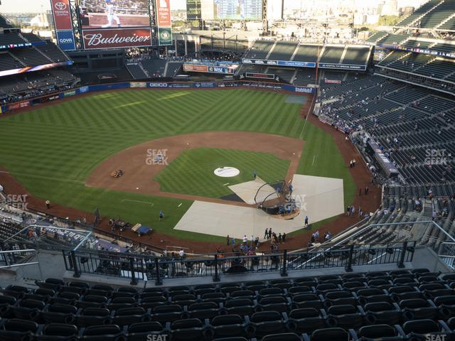 Citi Field Section 518 view