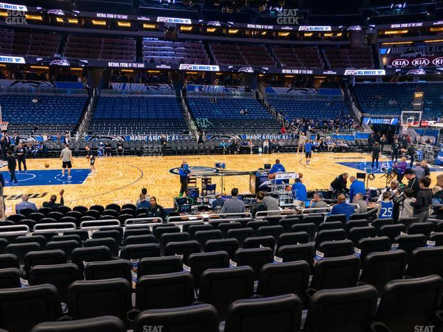 Amway Center Section 106 view