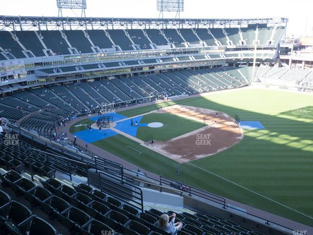Guaranteed Rate Field Section 516 view