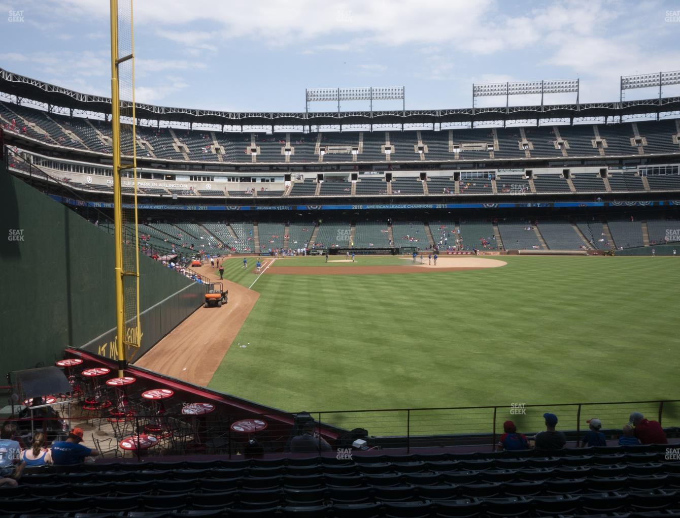 International Champions Cup at Globe Life Park Section 44 View