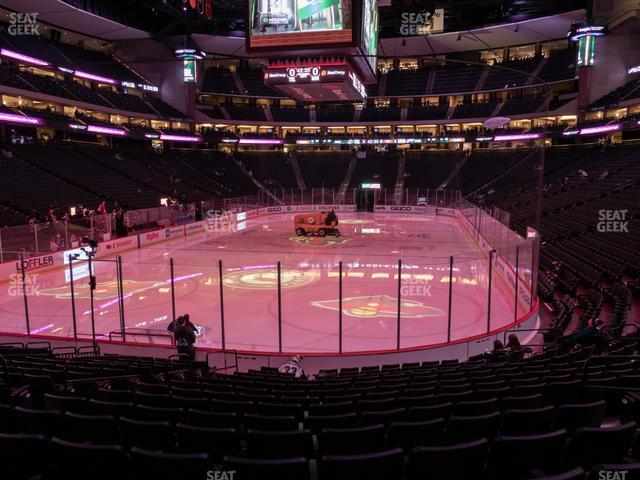 Xcel Energy Center Section 109 view
