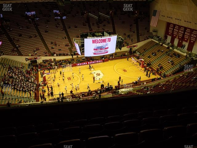 Assembly Hall - IN Section LL view