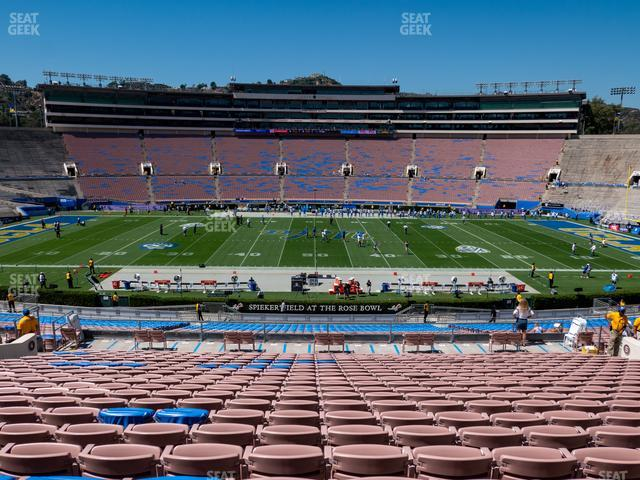 The Rose Bowl Upper 5 L view