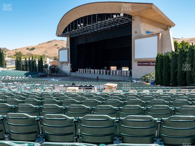 North Island Credit Union Amphitheatre Middle 201 view